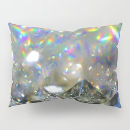 Rainbow Diamonds Pillow Sham