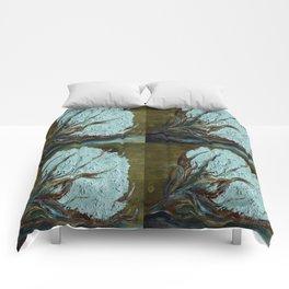 Four Square Cotton Comforters