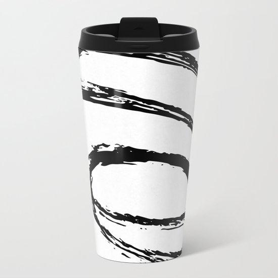 Spin Metal Travel Mug