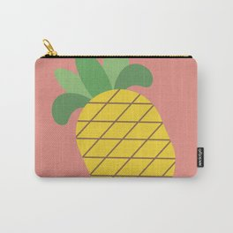 Bright Pineapple Carry-All Pouch