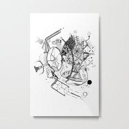 The dream of Sofia Metal Print