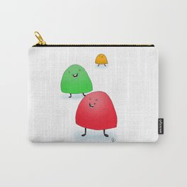 Holiday Gumdrops Carry-All Pouch