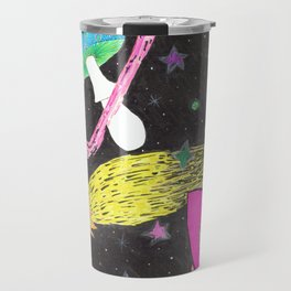 Catstronaut Adventures in Space Pt.2 Travel Mug