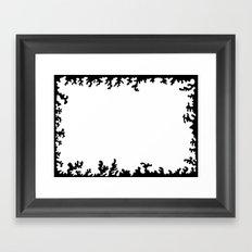 Emptiness 001 Framed Art Print