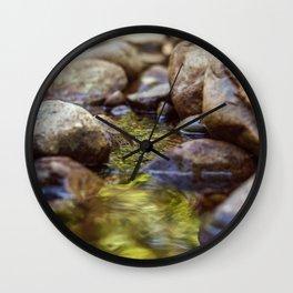 camping 2017 Wall Clock