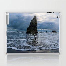 Ruby Beach Spire Laptop & iPad Skin