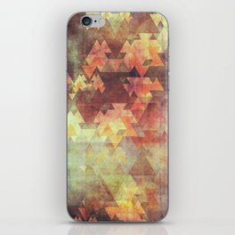 Rearrange the sky iPhone Skin