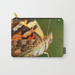 Butterfly macro 64 Carry-All Pouch