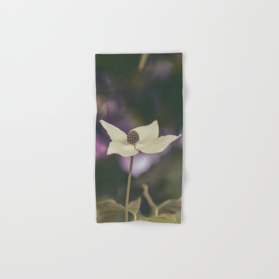 Dogwood Flower Hand & Bath Towel