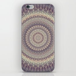 Mandala 537 iPhone Skin