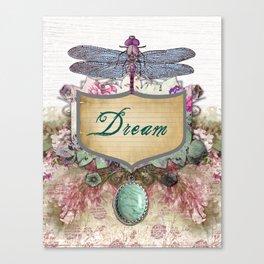 291 Dream Canvas Print