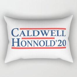 Caldwell Honnold 2020 Rectangular Pillow
