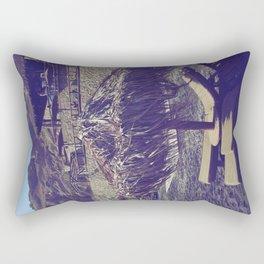 Private Paradise II Rectangular Pillow