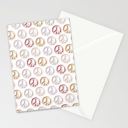 Pattern of Peace Stationery Cards