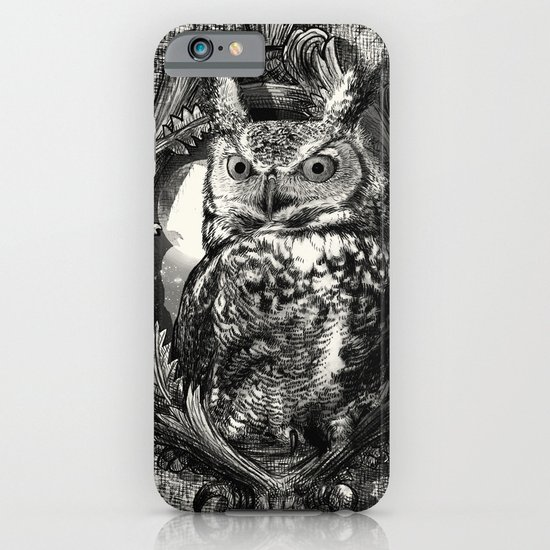 Nightwatch - by Eric Fan and Garima Dhawan  iPhone & iPod Case
