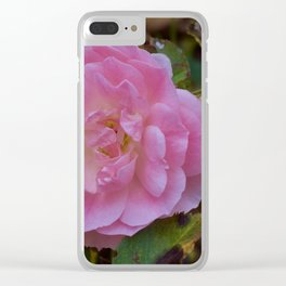 She who grows Clear iPhone Case