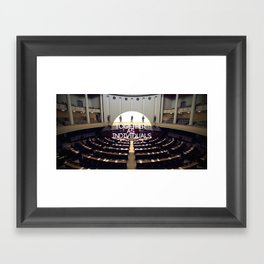 Together As Individuals Framed Art Print