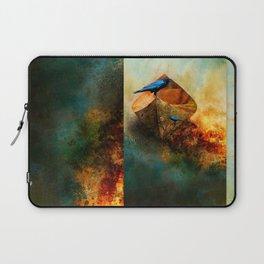 Beached Crow Laptop Sleeve