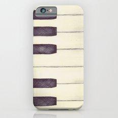 Ebony and Ivory iPhone 6s Slim Case