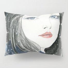 Embracing A Misty Morning Pillow Sham