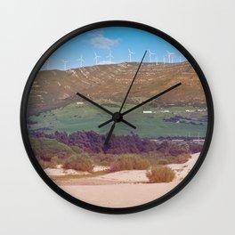 windmills Wall Clock