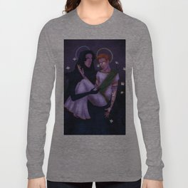 What is Light Without Darkness? Long Sleeve T-shirt
