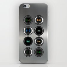 Robotic Camera iPhone Skin