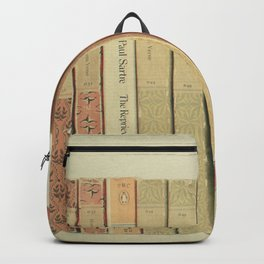 Books Backpack