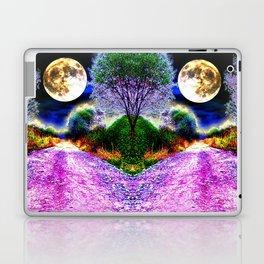 Moonlight Pathway Laptop & iPad Skin