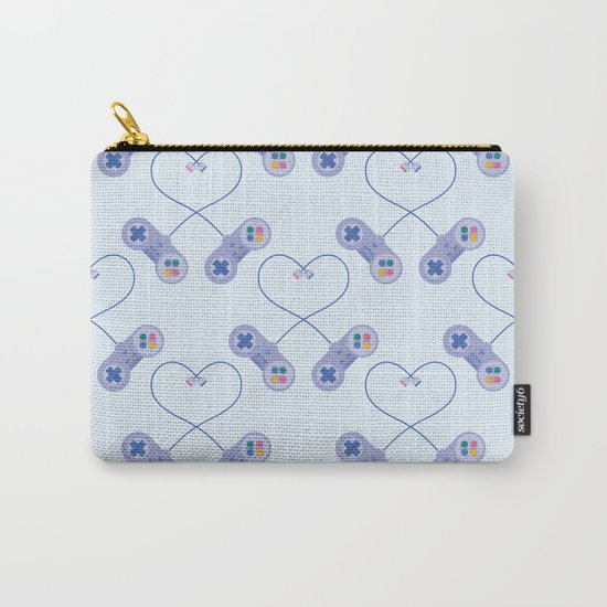 Be My Player 2 Carry-All Pouch