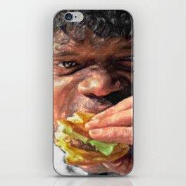 Tasty Burger iPhone Skin