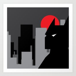 Sentinel 2 Art Print