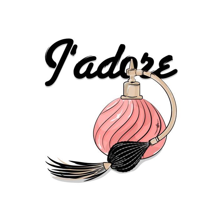 perfume Jadore Comforters