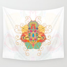 Peacefull Wall Tapestry
