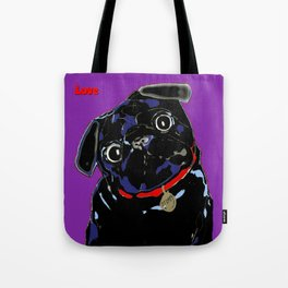 Pug of Gooberella Tote Bag