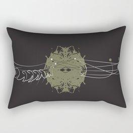 Pharaoh's Symbol Rectangular Pillow