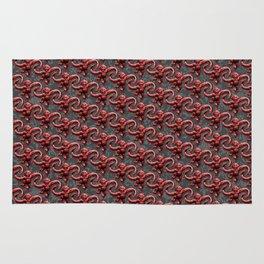 Barrel Of Monkeys Pattern Rug