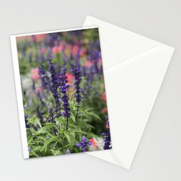 Flowers in Butchart's Garden Stationery Cards