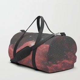 Nebula explosion Duffle Bag