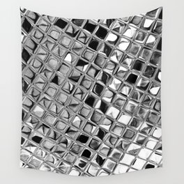 Metallic Wall Tapestry