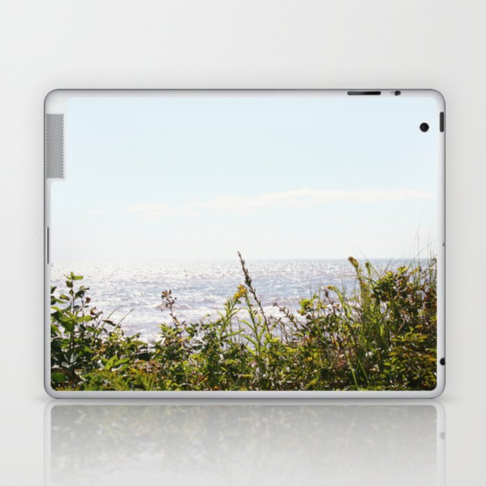 The Ocean Calls (Summer) Laptop & iPad Skin