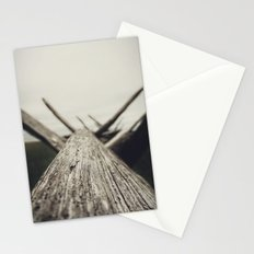 wood Stationery Cards