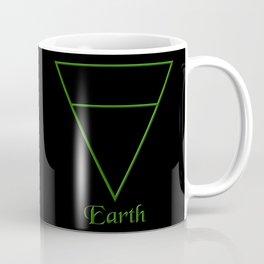 Earth Element Symbol Coffee Mug