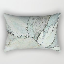 Aloe Vera Drawing Rectangular Pillow