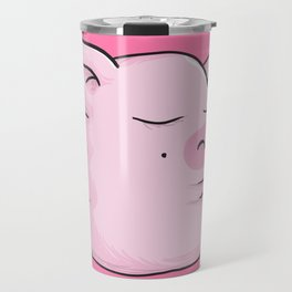 Piggy Catbear Travel Mug