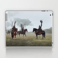 1920 - winged patrol Laptop & iPad Skin
