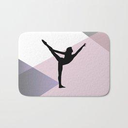 Gymnast Bath Mat