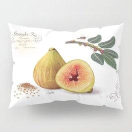 Strangler Fig and Pollinator Pillow Sham
