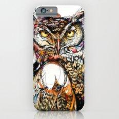 Owl Sounds iPhone 6 Slim Case