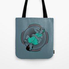 Dualism Tote Bag